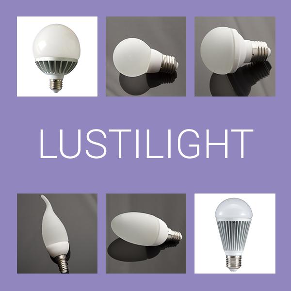 Lampes pour lustres