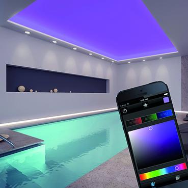Contrôlez votre lumière avec Easy Control